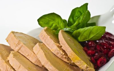 Foie gras and Périgord Green, a little taste of Alsace