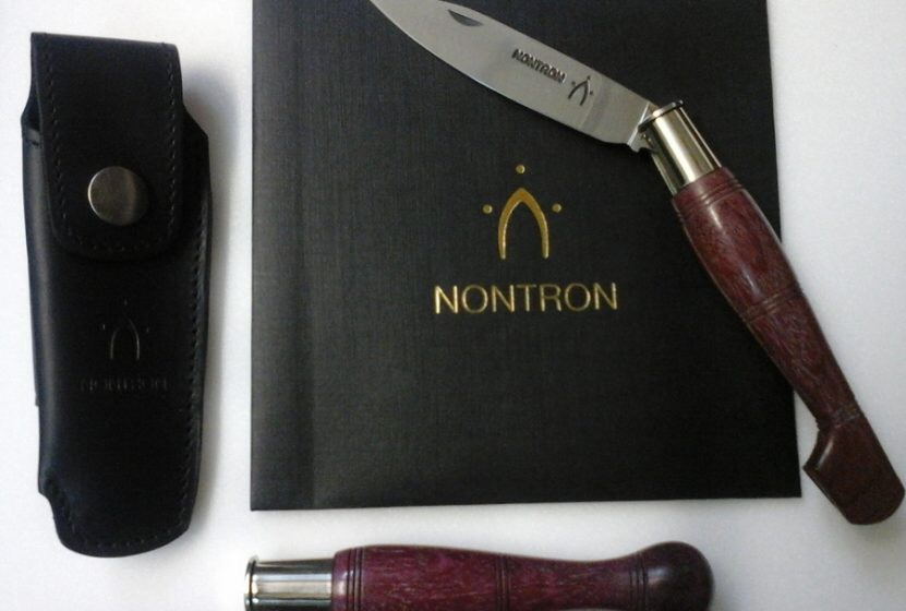Buy a Nontron knife for Father's Day