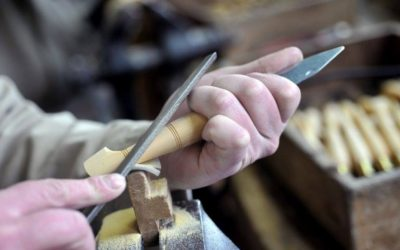The Nontronnaise cutlery opens its workshops