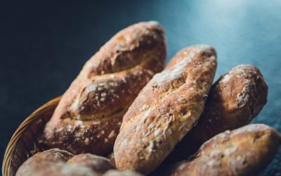 Saint-Pantaly d'excideuil celebrates bread