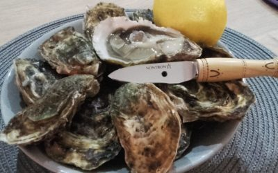 The oyster knife, when Nontron is at the party