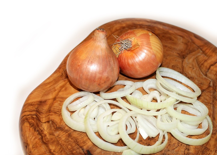recipe of onion confit